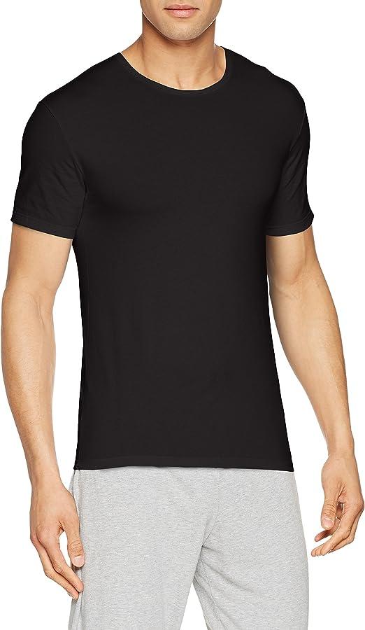 TALLA 48. Abanderado ASA040W, Camiseta X-Temp con Manga corta para Hombre