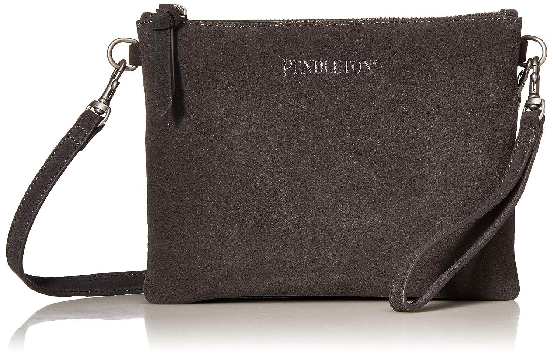 Amazon.com  Pendleton Women s Suede Crossbody 148e8171471fd