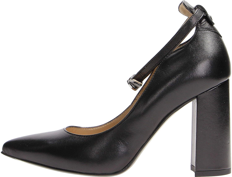 Schwarz Giardini schwarz Scarpa damen Decollete` 806870