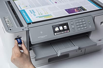 Brother MFC-J6945DW - Impresora multifunción de Tinta A3 (WiFi ...