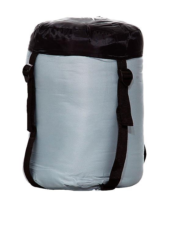 Columbus Saco de Dormir Mummy 300 Azul/Gris Única: Amazon.es: Deportes y aire libre