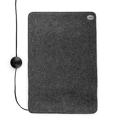 Alfombra térmica oneConcept Magic Carpet 75 Base • Calentador para los pies • Alfombra térmica •