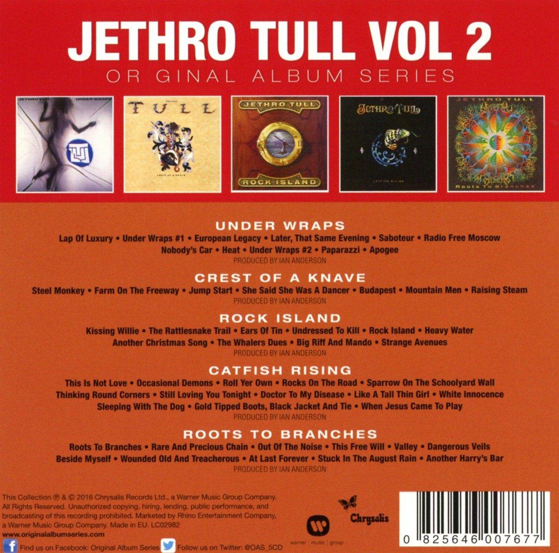 Jethro Tull - Volume Two - Original Album Series - Jethro Tull ...
