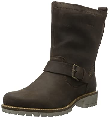 ECCO Damen Elaine Biker Boots