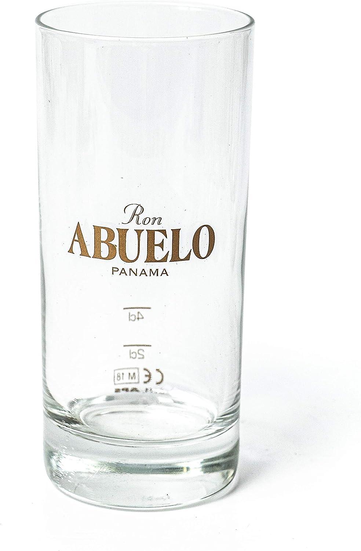 RON ABUELO Panama - Vasos de ron (6 unidades): Amazon.es: Hogar