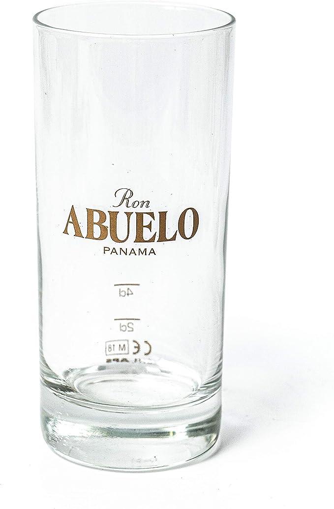 RON ABUELO Panama - Vasos de ron (6 unidades): Amazon ...