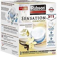 Rubson 1553875, Recambios perfumados para absorber la humedad