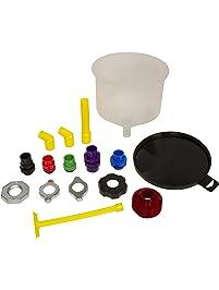 Lisle 24970 Spill Free Funnel w/VW Adapter