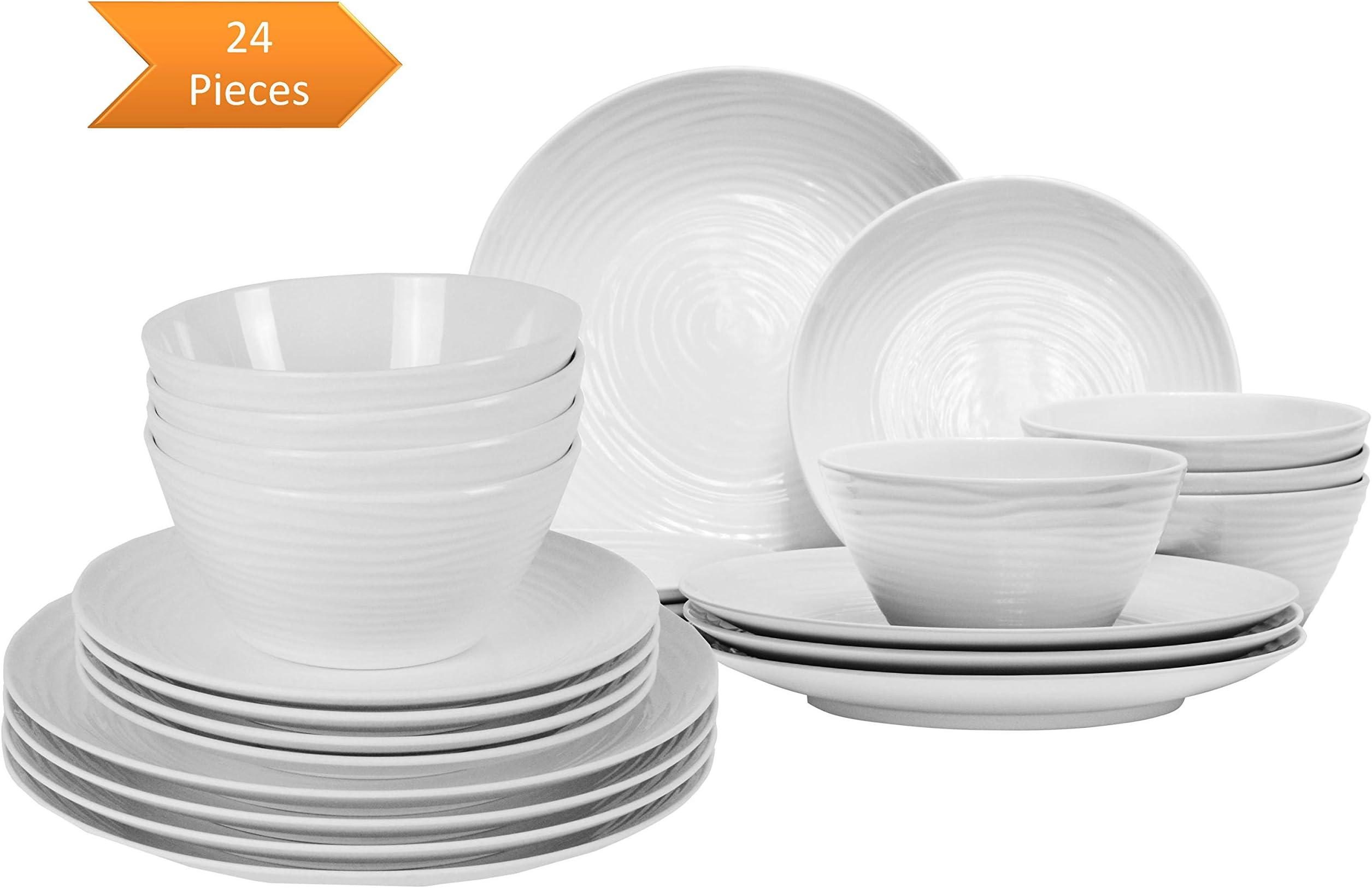 Parhoma ...  sc 1 st  Amazon.com & Amazon.com: Dinnerware Sets: Home \u0026 Kitchen