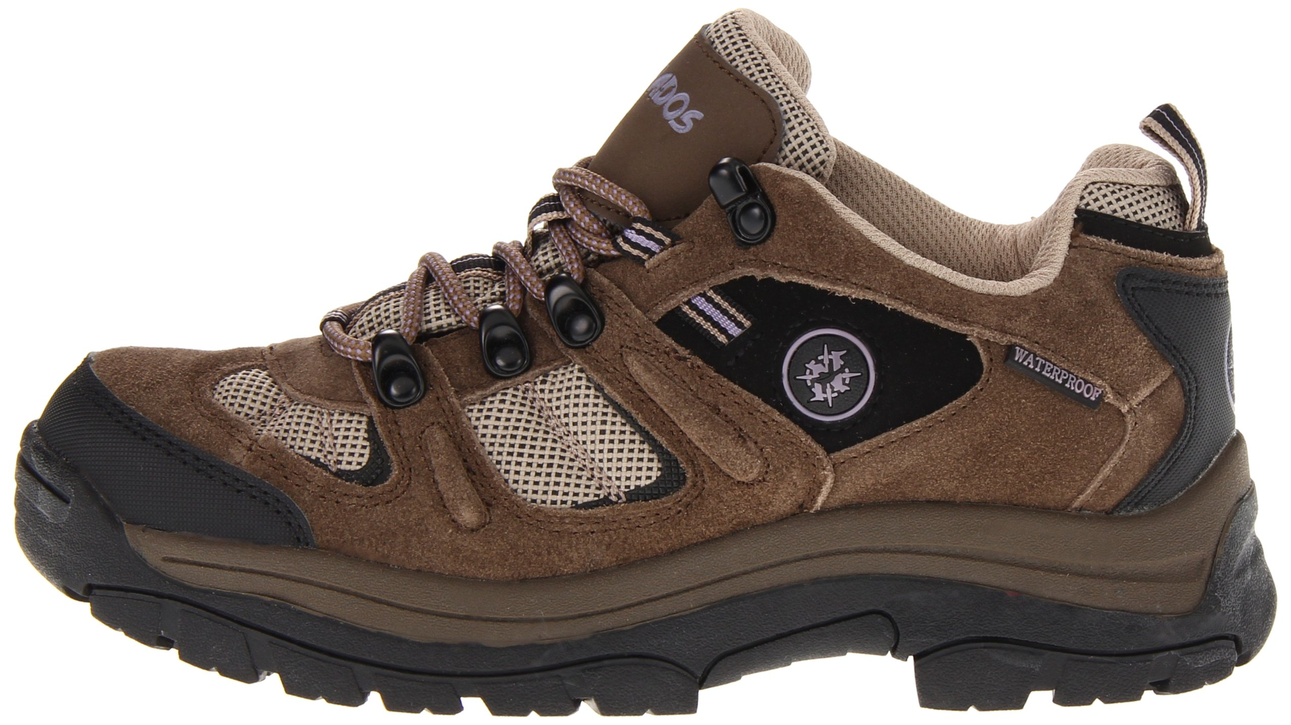 Nevados Women's Klondike Waterproof Low V4161W Hiking Boot,Dark Brown/Black/Taupe,9.5 M US by Nevados (Image #5)