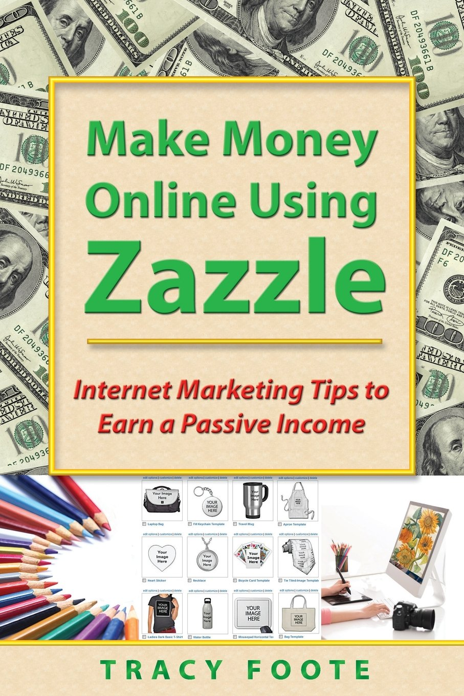 Make Money Online Using Zazzle product image