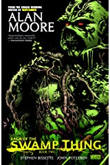 Saga of the Swamp Thing Book 2 Kindle Edition