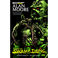 Saga of the Swamp Thing Book 2