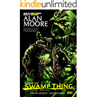 Saga of the Swamp Thing: Book Two book cover