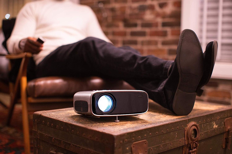 Philips Neopix Prime 2 True Hd Projektor Mit Apps Und Integriertem Media Player Heimkino Tv Video