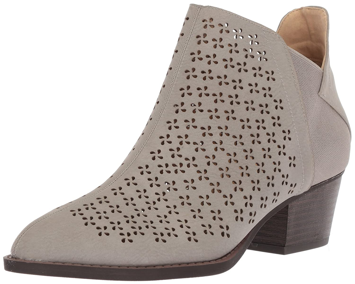 CL by Chinese Laundry Women's Cambria Ankle Boot B076DHTWJD 8.5 B(M) US|Grey Nubuck