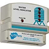 IoTfiers Water Level Indicator with Alarm on Tank Full and Tank Empty (Five SS Sensors Included) 1 Year Warranty