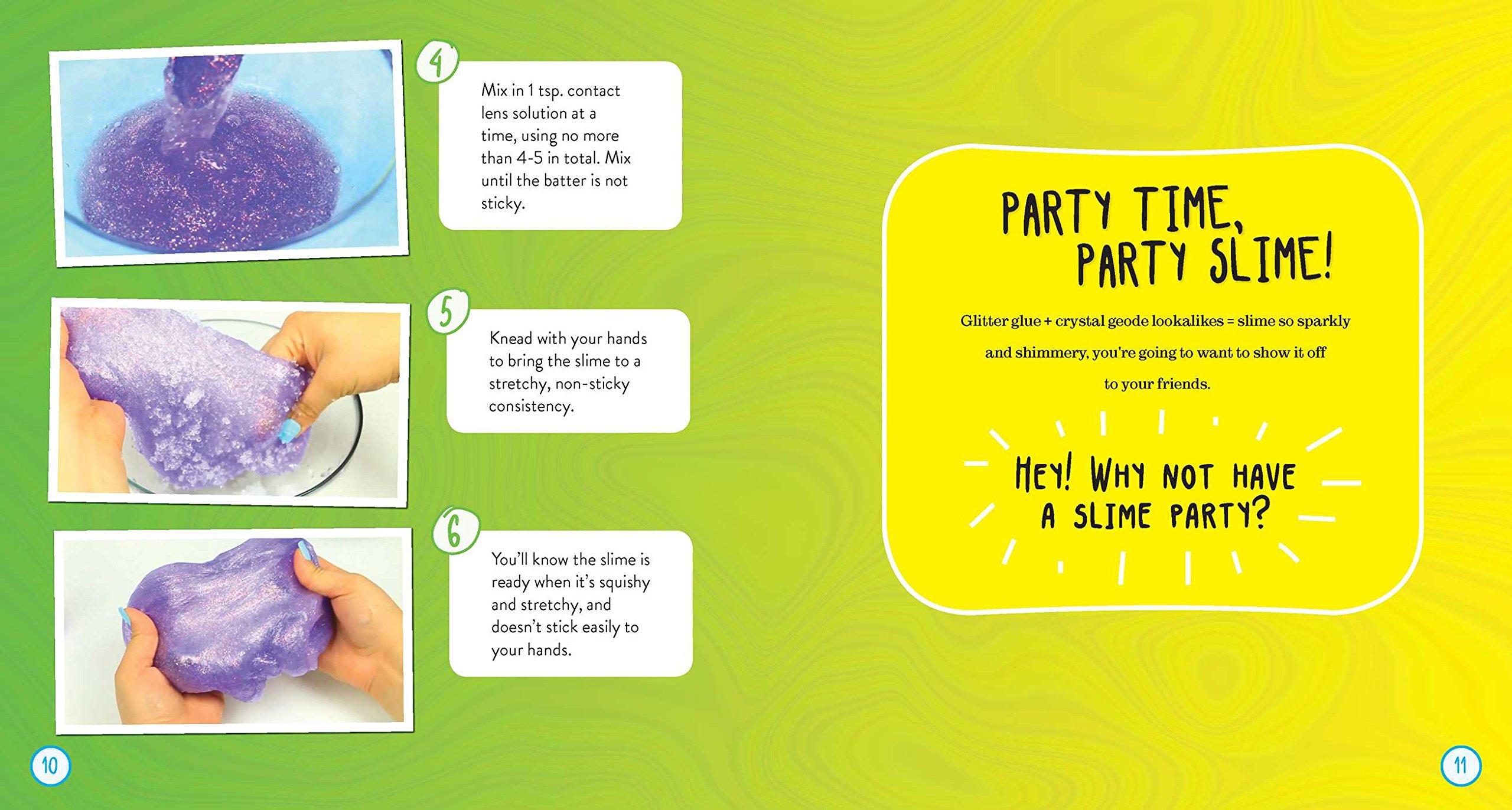 Karina Garcia's Diy Slime: Karina Garcia: 9781499806601: Amazon: Books