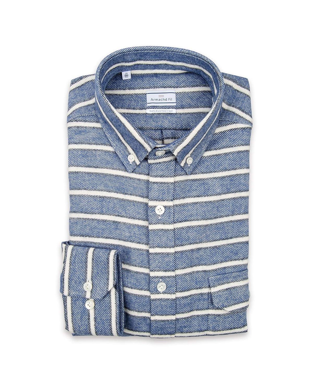 Armachd Fil Camisa Sport Rayas Etnico (38): Amazon.es: Ropa y ...