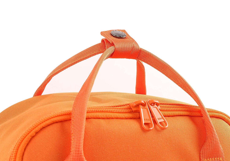 Orange Bestie 12 Petit Sac a Dos Femme 10 litres