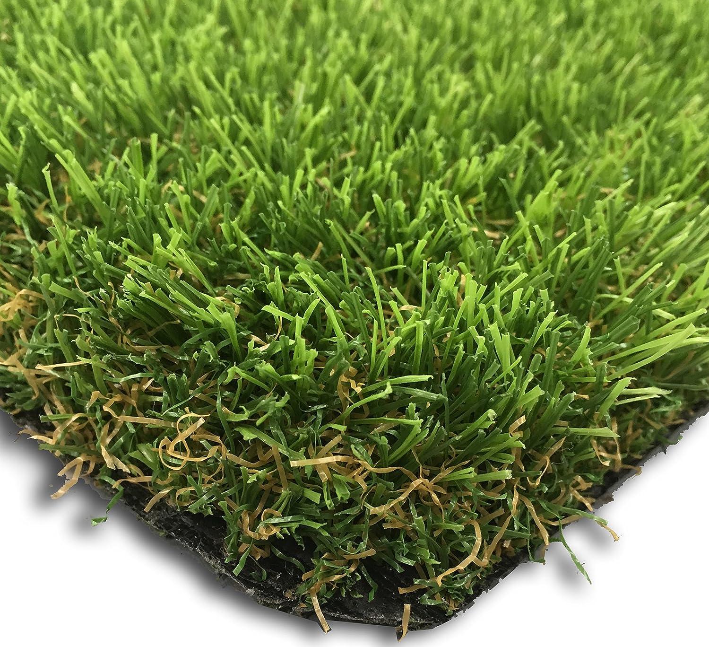 Gleneagles 32mm Artificial Grass Quality EU Manufactured 2m & 4m Widths Choose Length (2m x 2m) AGD