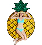 BigMouth Inc Gigantic Pineapple Beach Blanket