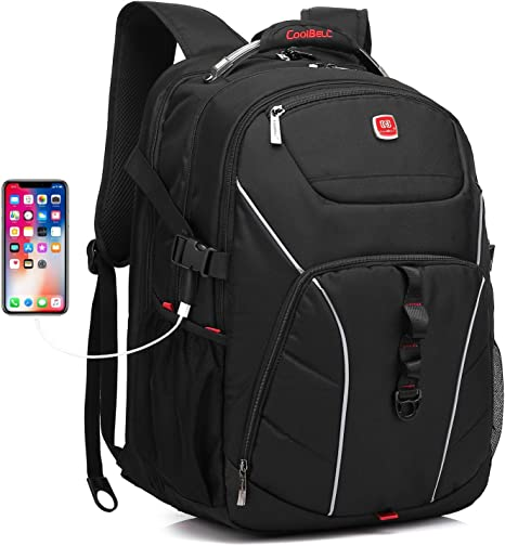 18.4 Inch Laptops Backpack, Extra Large