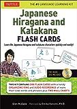 Learning Japanese Hiragana & Katakana Flash Cards Kit