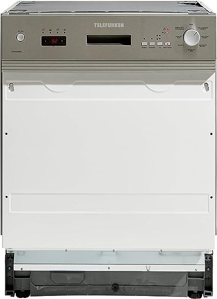 Telefunken tfs14cs60e2 Lavavajillas/A + +/258 kWh/año/12 ...
