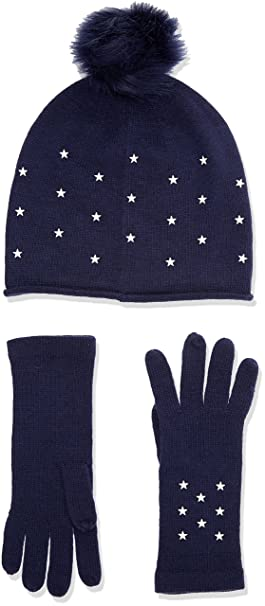 Tommy Hilfiger Stars Gloves Beanie Holiday GIFTPACK 5fb9ec56d35e
