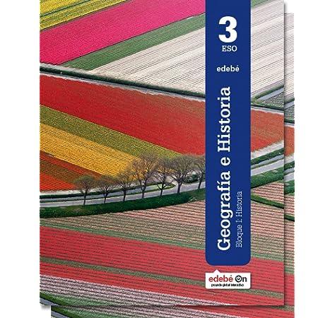Biología y Geología 3 - 9788468320564: Amazon.es: Edebé, Obra Colectiva: Libros