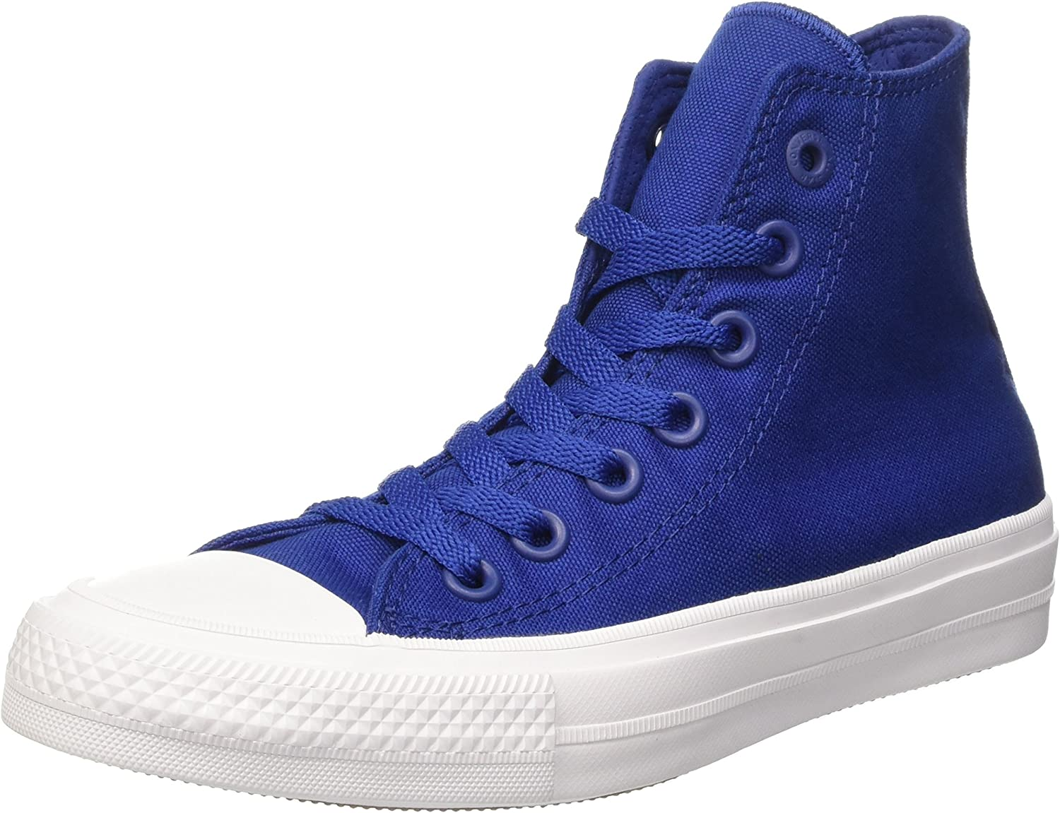Converse Unisex Chuck Taylor All Star II Hi Basketball Shoe (11, Sodalite Blue)