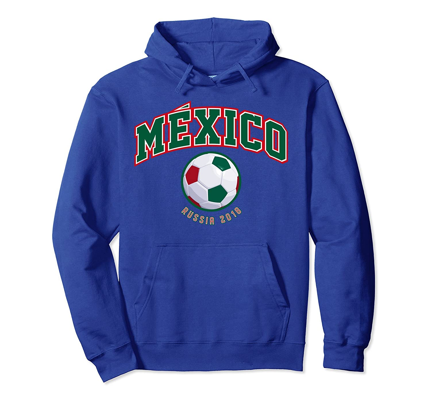 Mexico Soccer Hoodie 2018 Russia World Futbol Team Cup-alottee gift