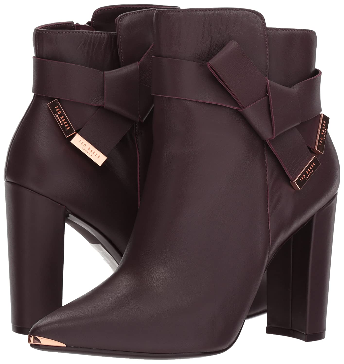 38fe0d11271 Amazon.com   Ted Baker Women's Remadi Boot   Ankle & Bootie