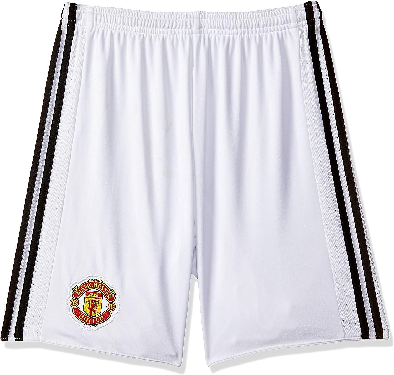 adidas Manchester United Home 17//18 Pantal/ón Corto de Manchester United FC Hombre