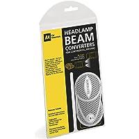 AA Headlamp Beam Converters, Deflectors - Grey