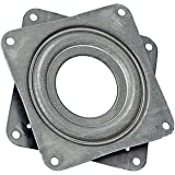"Triangle TR3C Lazy Susan Bearings, 3"", 5/16"" Thick, 200-lb. Capacity"