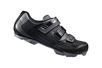 Shimano XC31, Zapatillas de Ciclismo, Hombre, Negro, 48