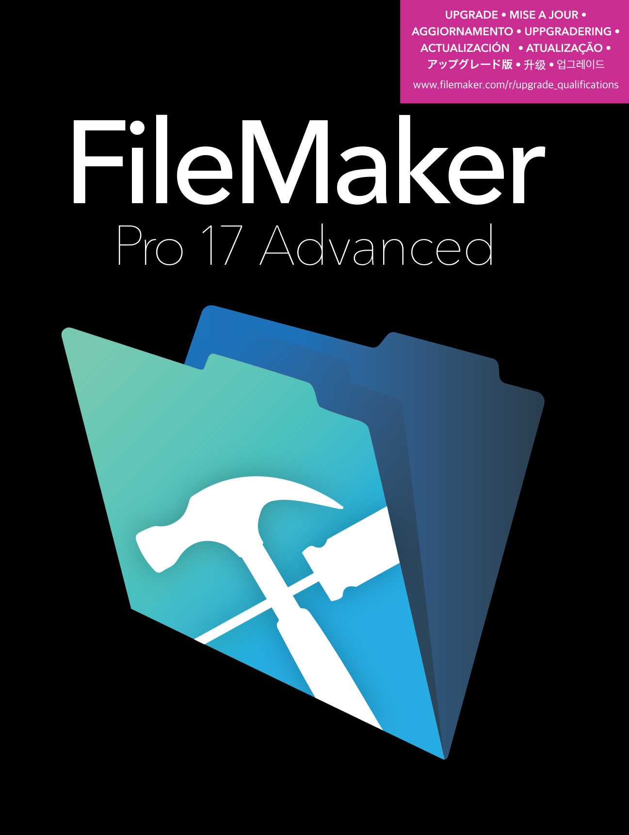 FileMaker Pro 17 Advanced Upgrade Download Mac/Win [Online Code] by FileMaker, Inc. - An Apple Subsidiary