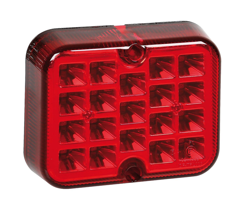 Lampa 41509 LED-Nebelschlussleuchte, 12/24 V