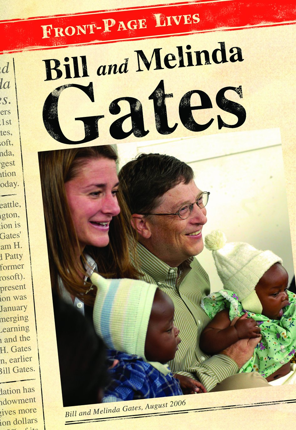 Read Online Bill and Melinda Gates (Front-Page Lives) PDF