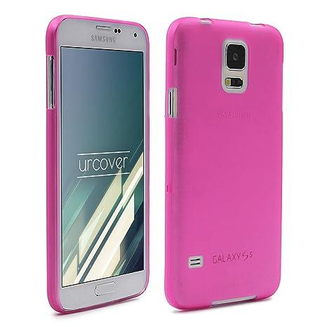 Urcover® Carcasa para Samsung Galaxy S5, Protector de TPU ...