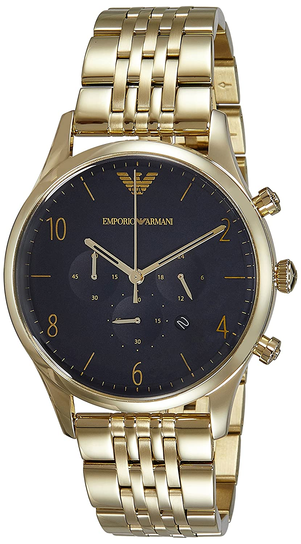 d6d64e700d8 Amazon.com  Emporio Armani Men s AR1893 Dress Gold Watch  Emporio Armani   Watches