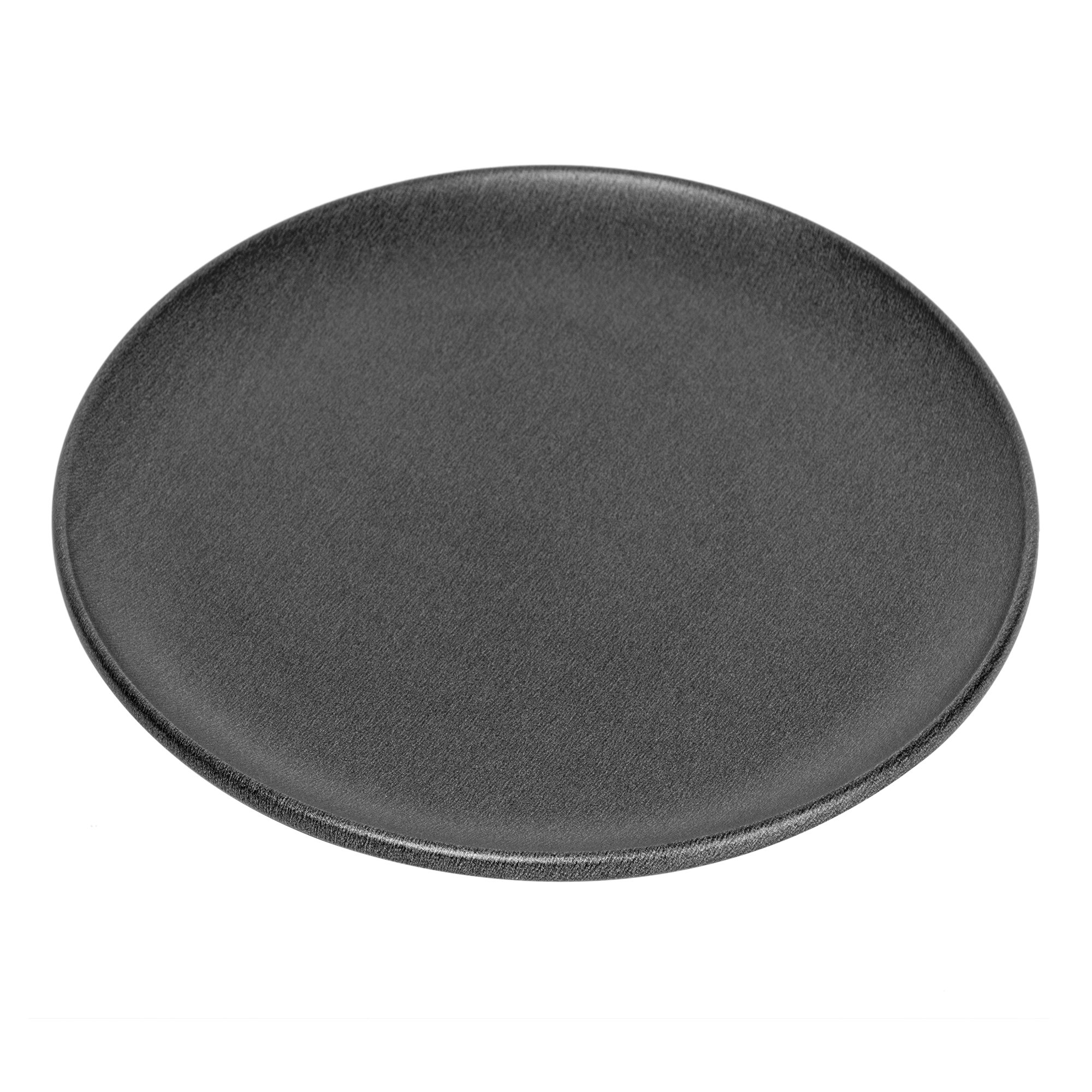 ProBake Teflon Non-Stick 12'' Pizza Pan - American-Made, Teflon Xtra Scratch Resistant Pizza Baking Pan, Easy to Clean and Perfect Size for a Small Get Together