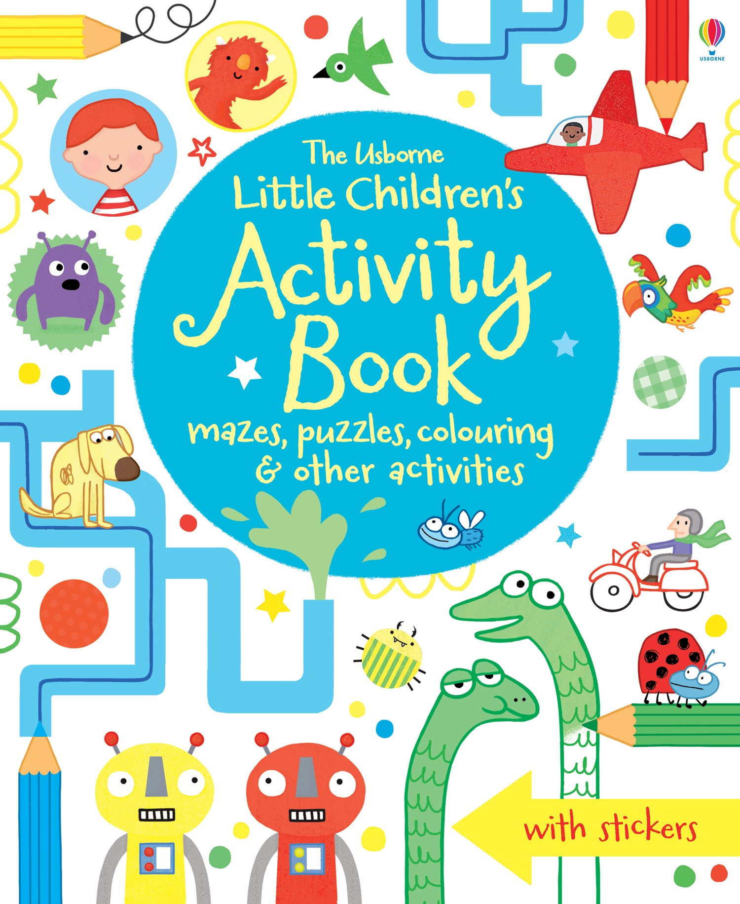 Uncategorized Child Puzzles little childrens activity book mazes puzzles and colouring amazon co uk various 8601410684075 books