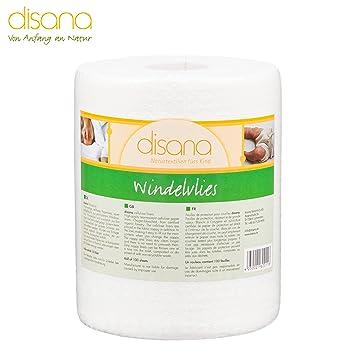 Disana Windelvlies Papier Vlies 1x100 Blatt Vlies Für