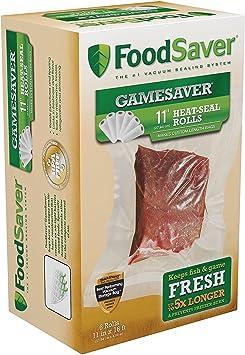 Amazon.com: Rollo de sellado al vacío FoodSaver | Hacer ...