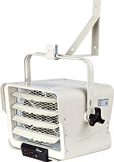 dr heater dr975 7500w 240v hardwired shop garage electric heater wallceiling - Electric Shop Heater