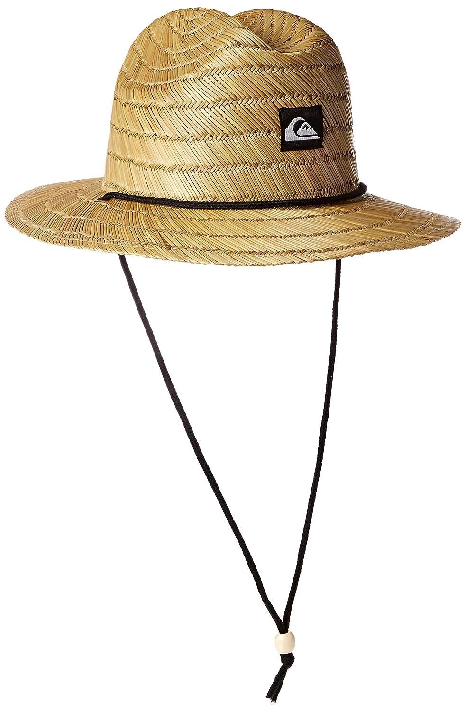 Quiksilver Men's Pierside Slim Straw Hat AQYHA03741