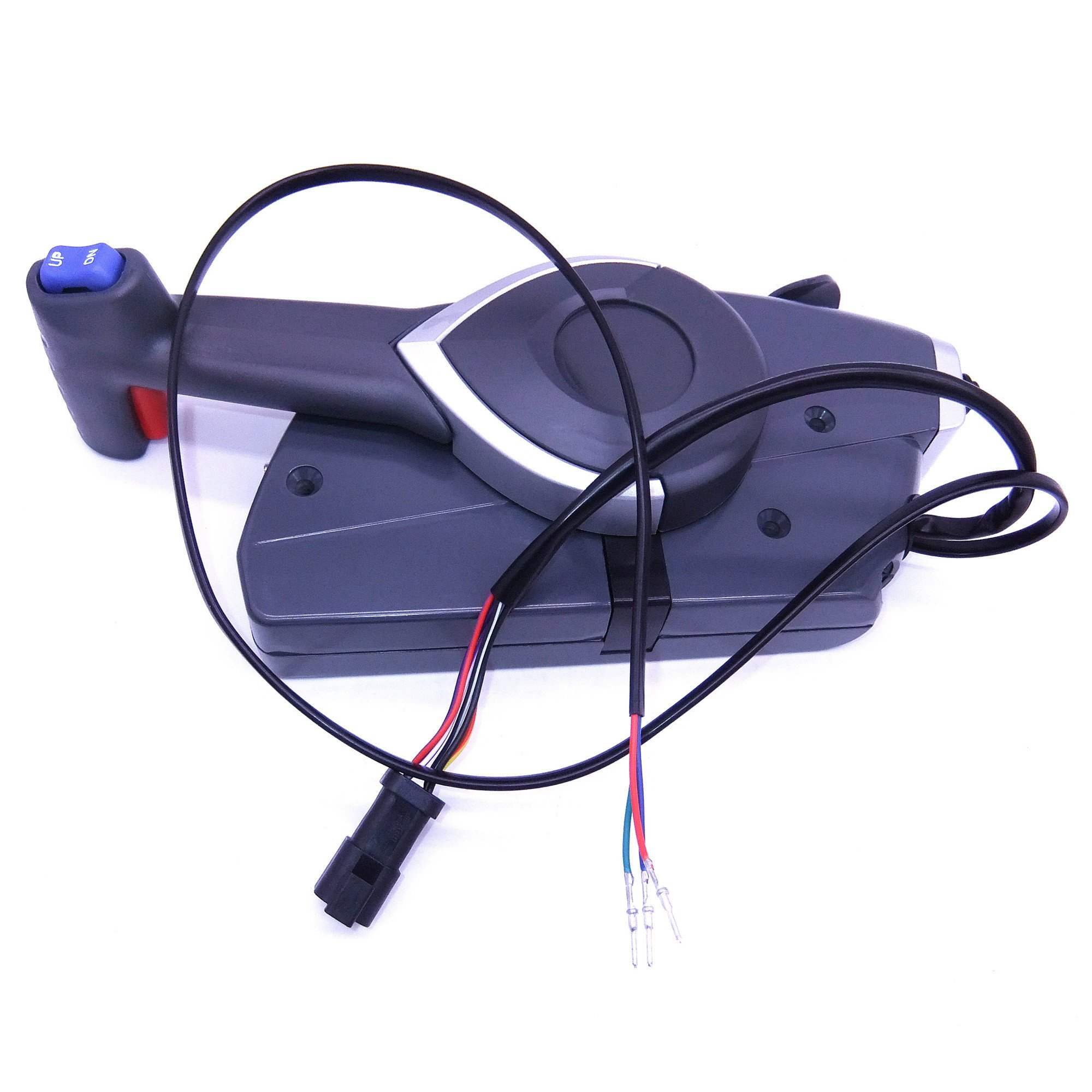 5006180 Boat Motor Side Mount Remote Control Box for Johnson Evinrude OMC BRP Outboard Engine by SouthMarine